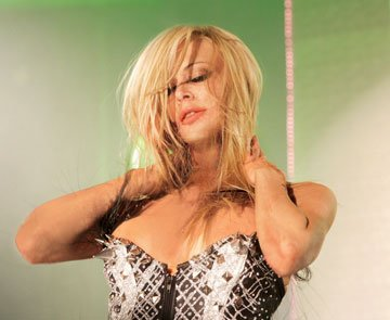 Jenna Jameson in Triumph Films' Zombie Strippers