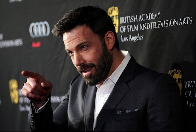 Actor Ben Affleck arrives …