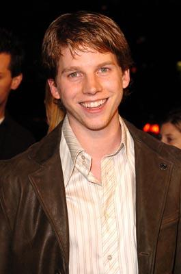 Stark Sands at the LA premiere of Chasing Liberty