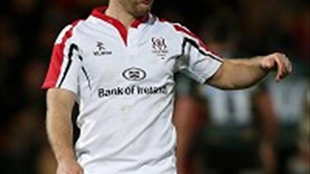 Darren Cave was one of three try-scorers in Ulster's Heineken Cup victory