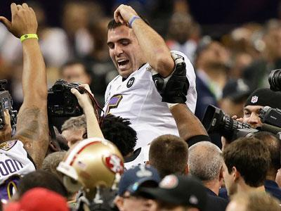 Ravens Beat 49ers 34-31 in Super Bowl