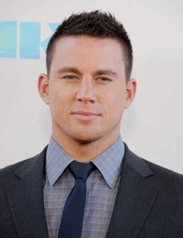 Channing Tatum arrives at the 2012 Los Angeles Film Festival closing night gala premiere of &#39;Magic Mike&#39; at Regal Cinemas L.A. Live in Los Angeles on June 24, 2012  -- Getty Premium