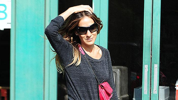 Sarah Jessica Parker out and about in NYC