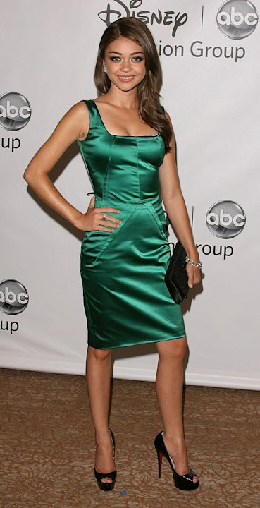 "Sarah Hyland of ""Modern Family"" attends the Disney ABC Televison Group's 'TCA 2001 Summer Press Tour' at the Beverly Hilton Hotel on August 7, 2011 in Beverly Hills, California."