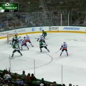 Jaroslav Halak Save on John Klingberg (05:47/1st)