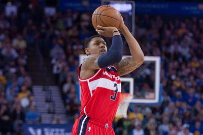 Bradley Beal injury: Wizards guard goes down after rolling ankle