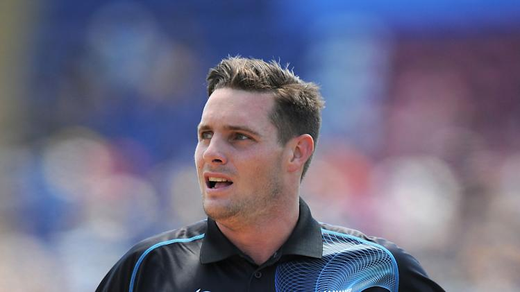 Cricket - Mitchell McClenaghan Filer