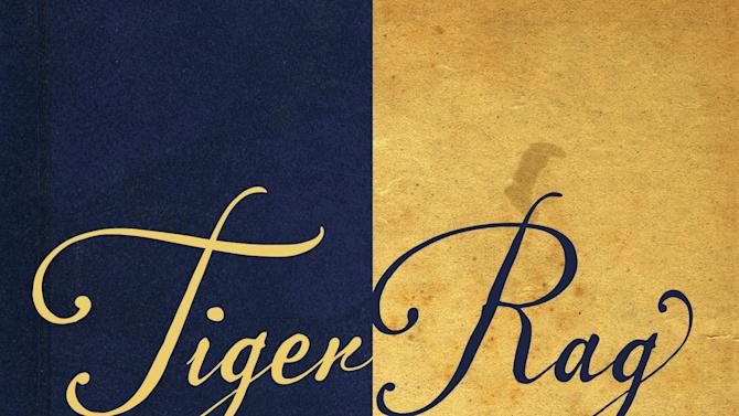 "This book cover image provided by The Dial Press shows ""Tiger Rag,"" by Nicholas Christopher. With ""Tiger Rag,"" Christopher has reached into jazz history to produce a novel that enriches the story of jazz legend Buddy Bolden and is a suspenseful modern drama about a fractured family as well. (AP Photo/The Dial Press)"