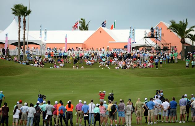 PGA Grand Slam of Golf - Day One