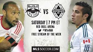 New York Red Bulls vs. Vancouver Whitecaps | MLS Match Preview
