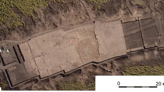 6,000-Year-Old Temple with Possible Sacrificial Altars Discovered