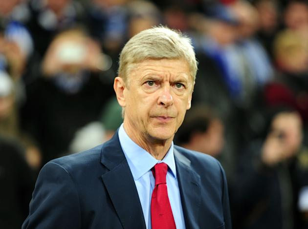 Arsene Wenger is hoping all his players return fit from international duty