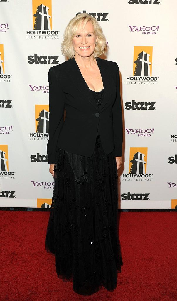 2011 Hollywood Film Awards Glenn Close