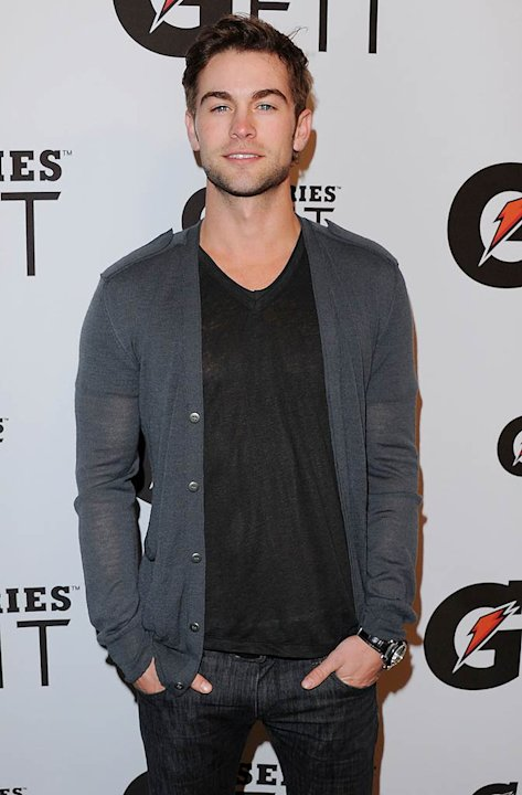 Chace Crawford G Series Launch Party