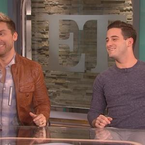Lance Bass and Michael Turchin Tease Wedding Details and a Memorable 'N Sync Moment