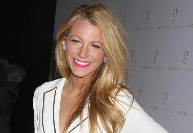 Blake Lively, marie couture