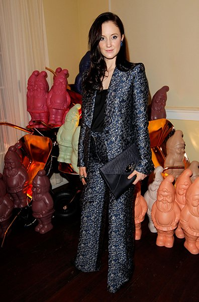 Riseborough at the Mulberry SS 2013 Dinner, November 2012