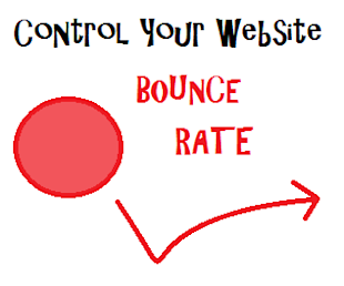 5 Tips to Reduce your Bounce Rate on Google Analytics image bounce rate