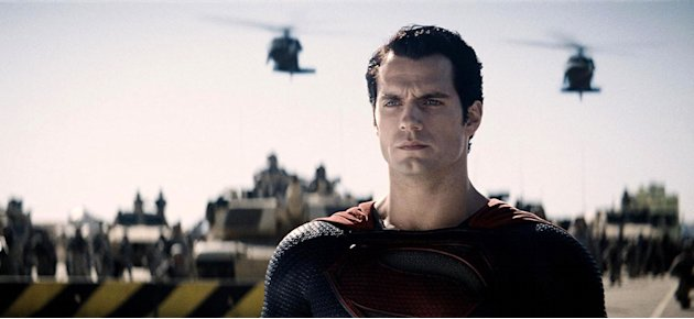 Man of Steel Still