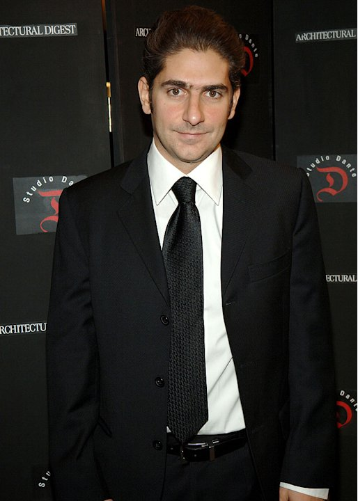 Michael Imperioli at First Readings: A Benefit For Studio Dante Presented by Architectural Digest.