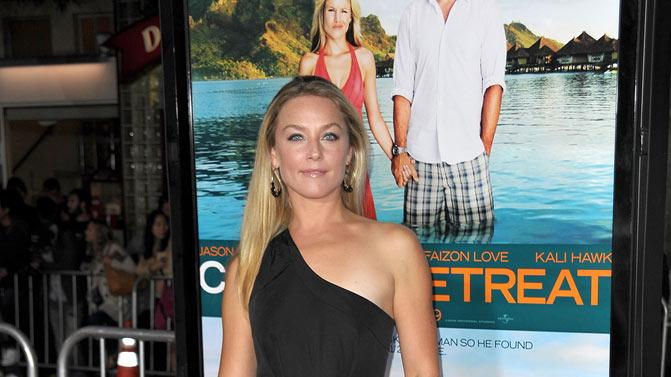 Couples Retreat LA Premiere 2009 Elisabeth Rohm