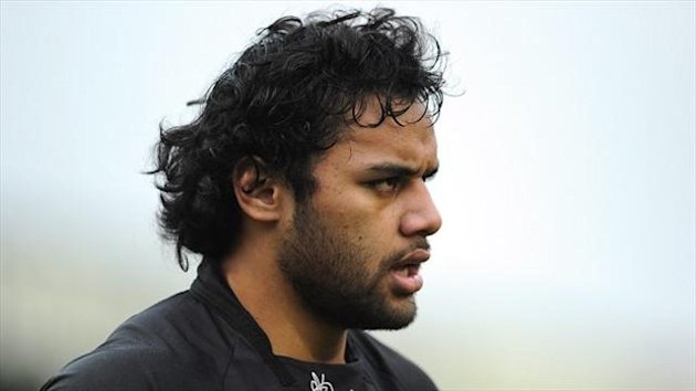 Billy Vunipola scored a hat-trick of tries for England