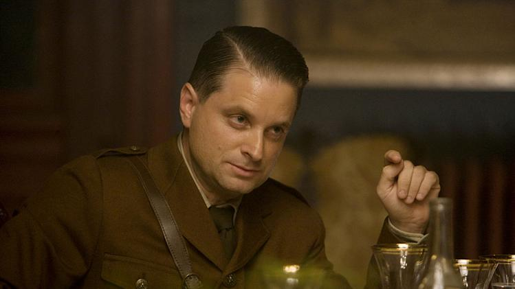 "Shea Whigham stars as Elias 'Eli' Thompson in ""Boardwalk Empire."""