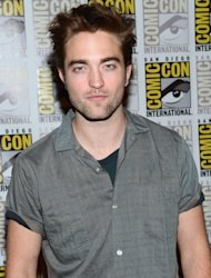 Robert Pattinson attends &#39;The Twilight Saga: Breaking Dawn Part 2&#39; panel during Comic-Con 2012 in San Diego on July 12, 2012 -- Getty Images