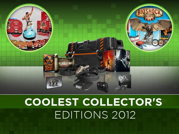Coolest Collector's Editions 2012