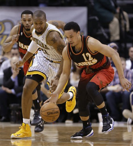 George scores 29 as Pacers beat Hawks, 114-103