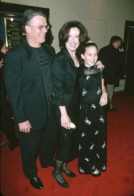 Mary McDonnell and family at the Westwood premiere of Fox Searchlight's A Midsummer Night's Dream