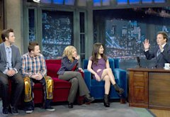 Nathan Kress, Noah Munck, Jeanette McCurdy, Miranda Cosgrove, Jimmy Fallon | Photo Credits: Viacom International