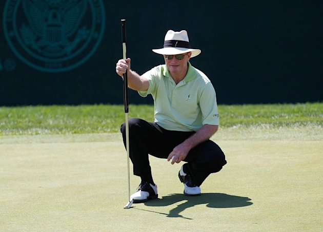 2012 Senior United States Open - First Round