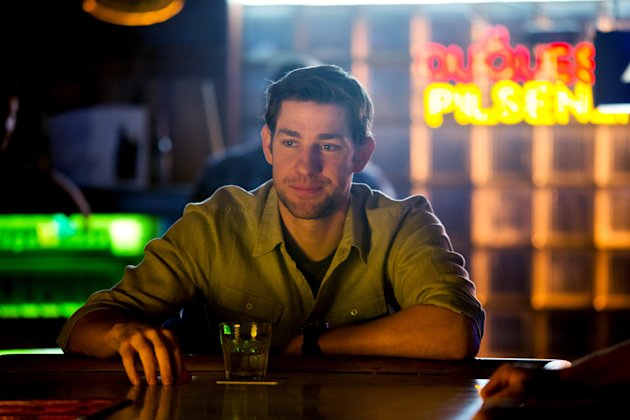 John Krasinski co-wrote and stars in Promised Land