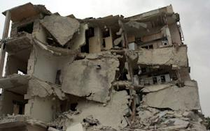 Government Buildings Targeted In Syrian Bombings
