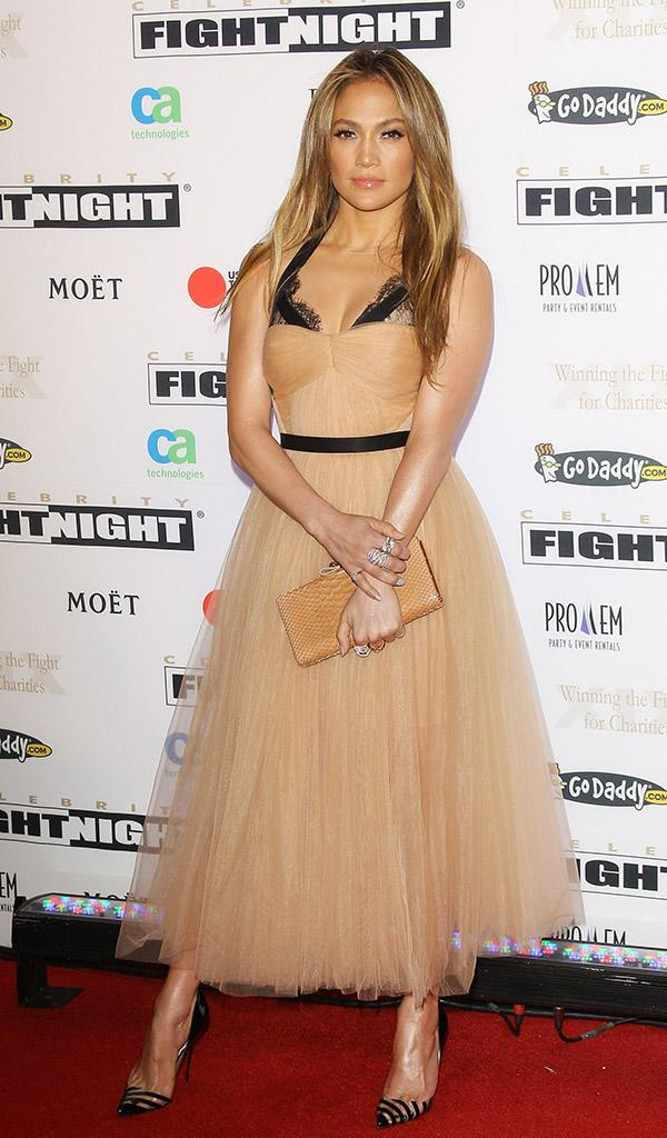 Celebrity Fight Night XIX