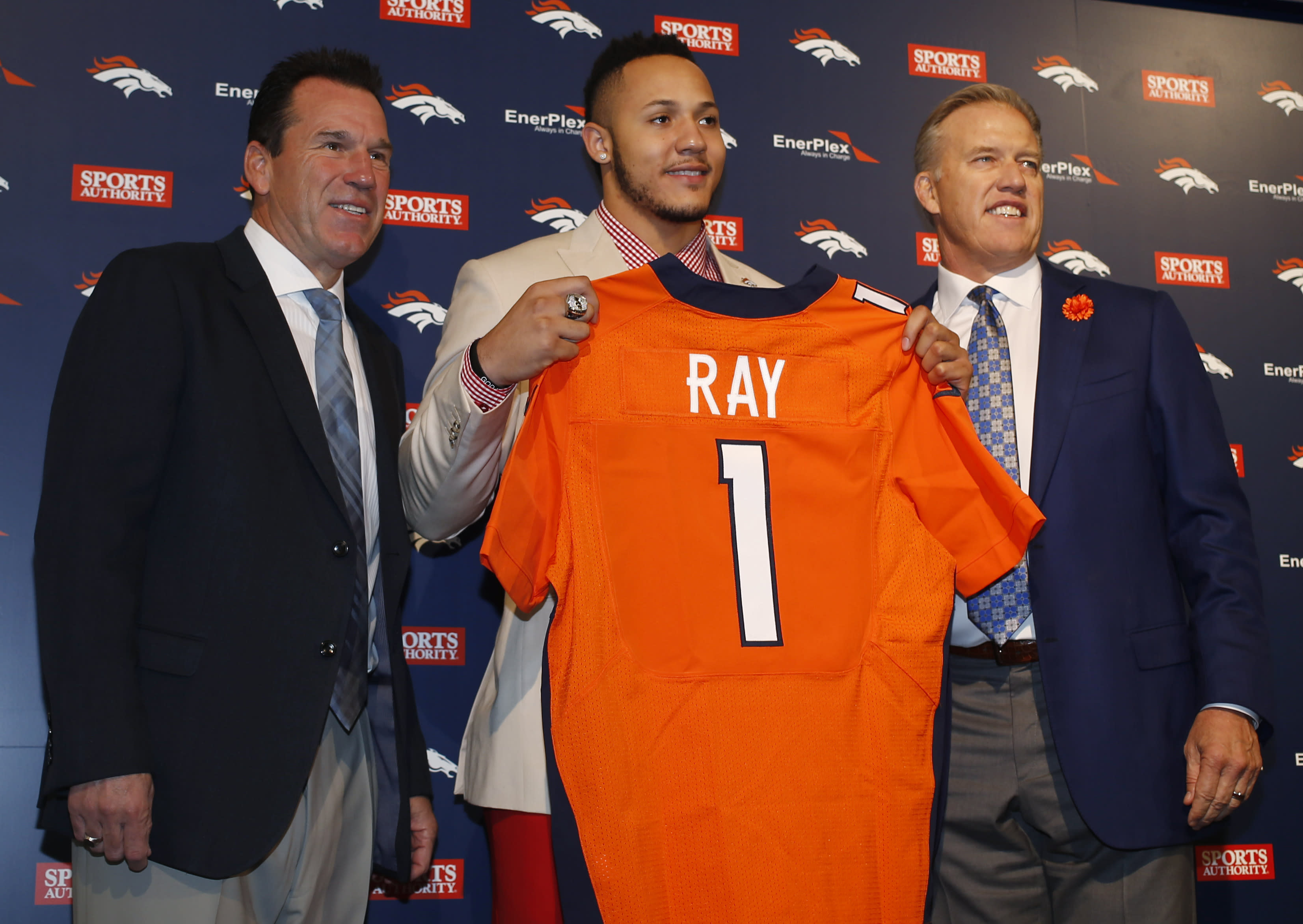 Broncos turn their attention to offense on Day 2