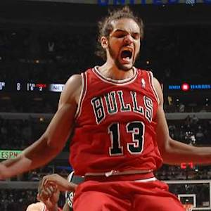 Joakim Noah's Top 10 Plays