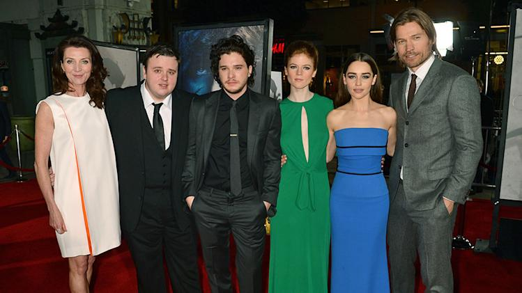 "HBO Presents ""Game Of Thrones"" Los Angeles Premiere - Red Carpet"