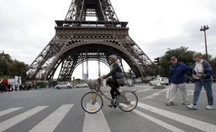Image of Paris: Credit AP