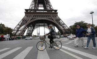 Image of Paris: Credit AP