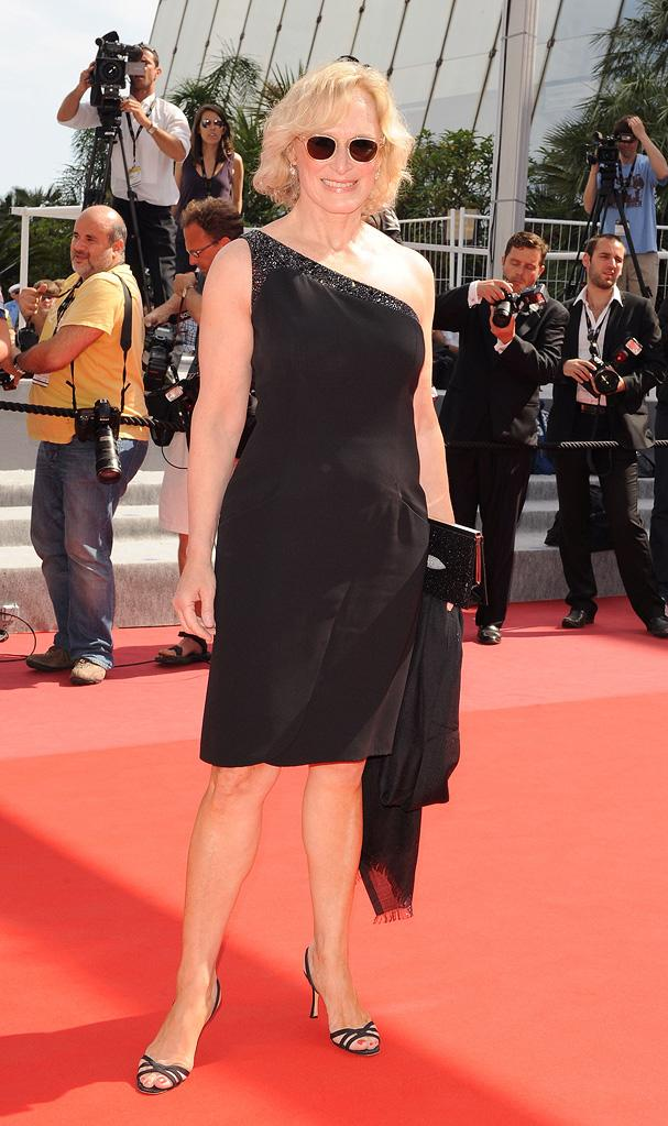 63rd Annual Cannes Film Festival 2010 Glenn Close