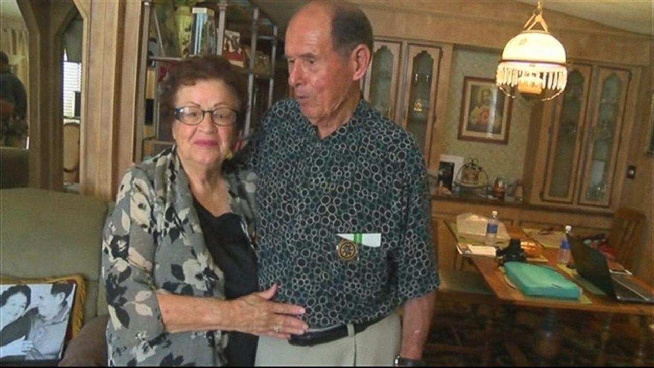 Couple Gets Celebrity-Filled Surprise for 70th Wedding Anniversary