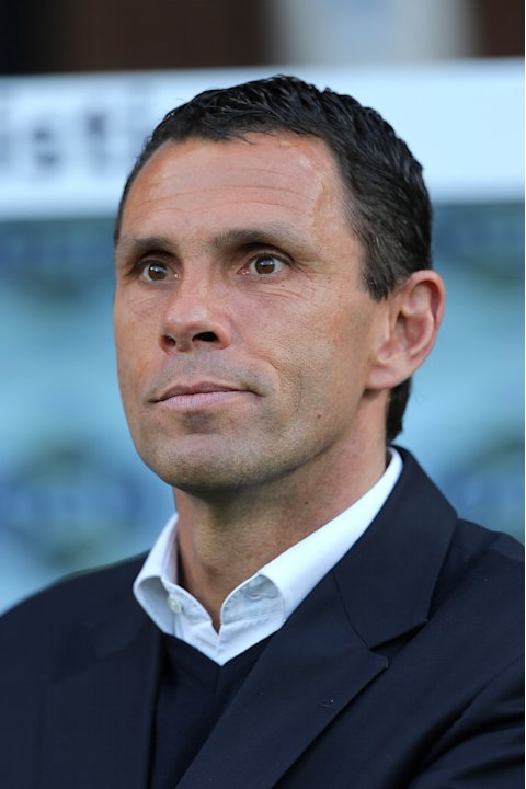Soccer - Gustavo Poyet filer