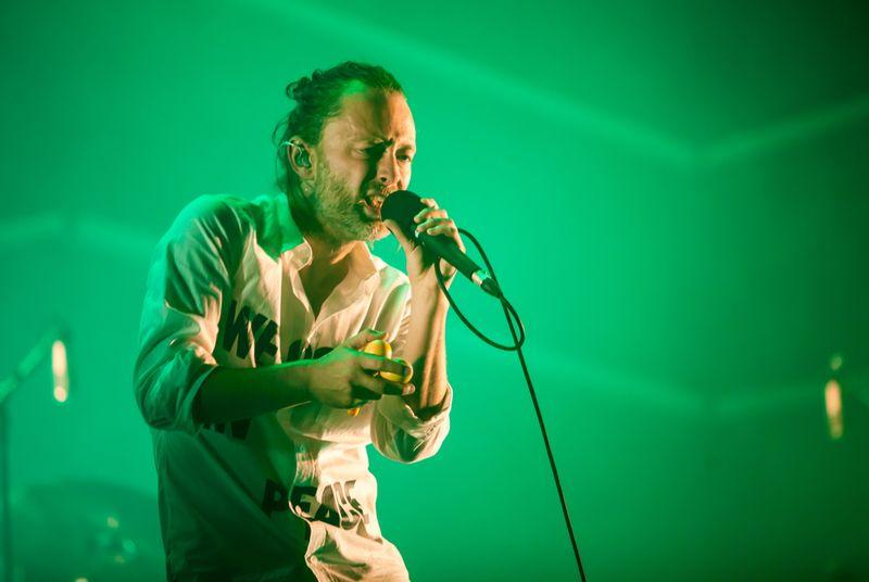 Name your own price for Radiohead singer Thom Yorke's latest single