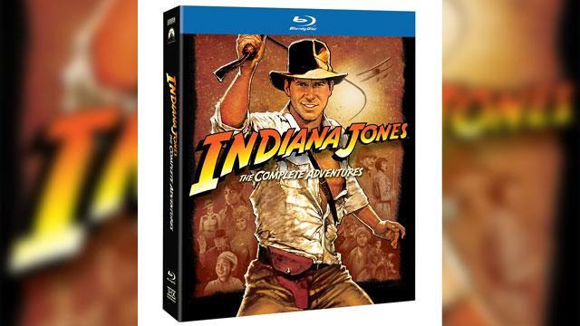 First Look: New 'Indiana Jones' Cover Art