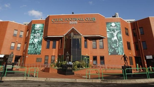 Celtic issued a statement confirming that they are to close section 111 of their stadium