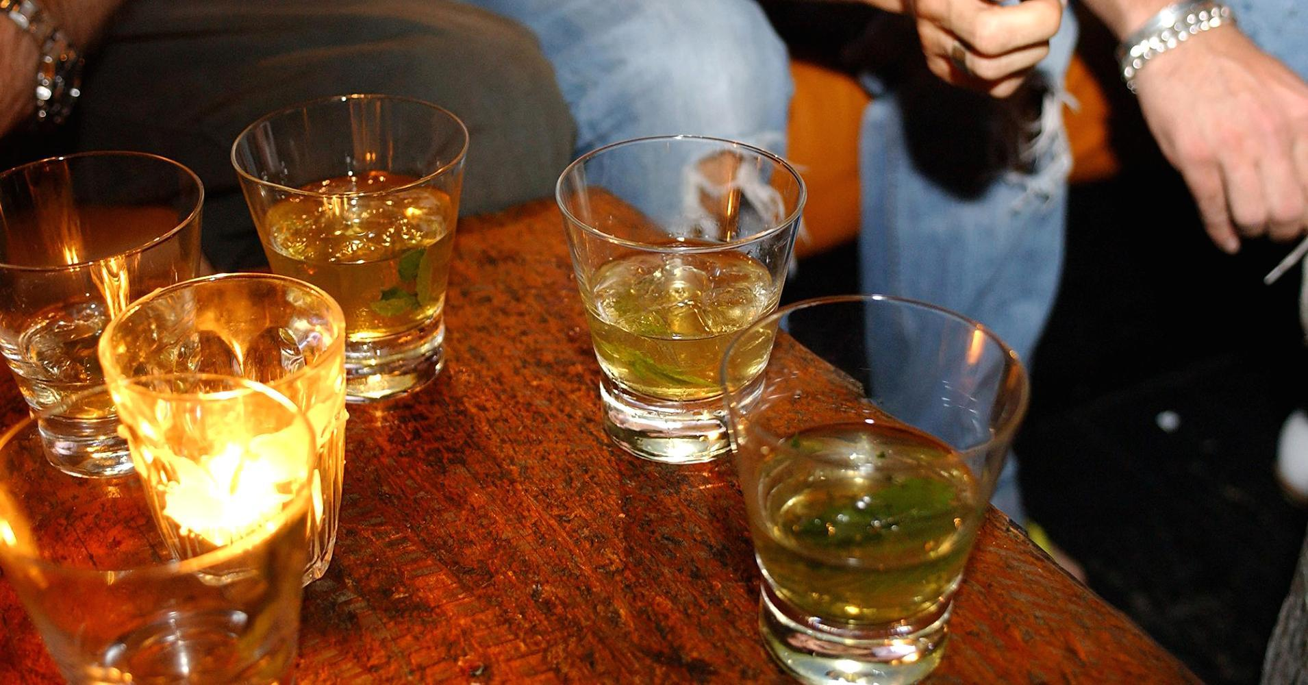 Where America drinks the most: The trouble spots