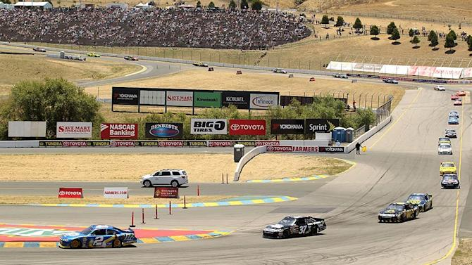 Entry lists for races at Sonoma, Road America