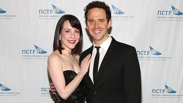 'Frozen' Voice Star Santino Fontana Marries His Broadway 'Cinderella'